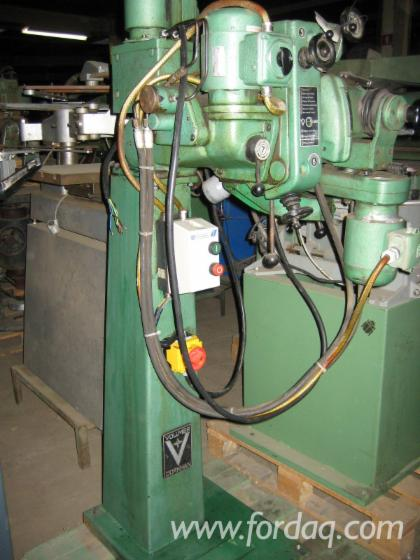 Used-VOLLMER-LILLIPUT-NS-120-Sharpening-Machine-For-Sale