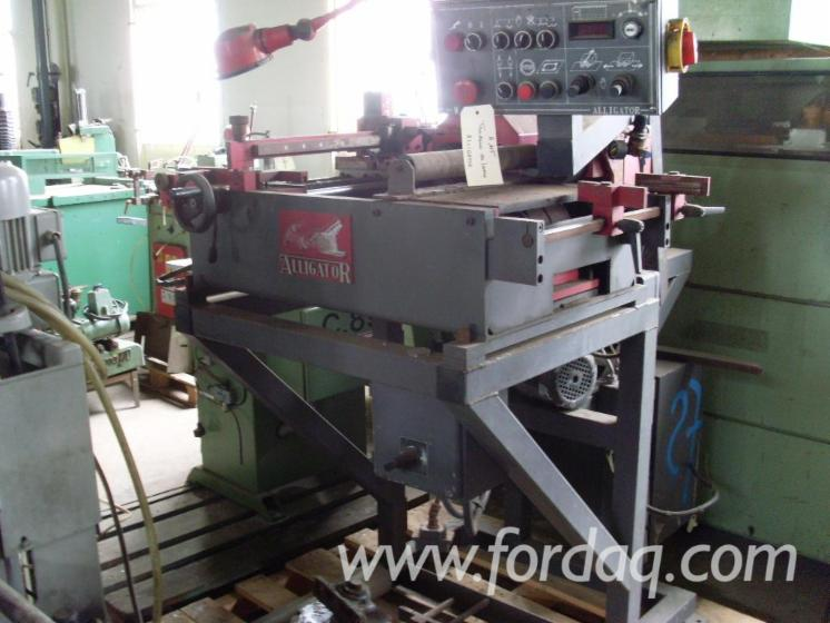 Used-ALLIGATOR-1991-Sharpening-Machine-For-Sale-in