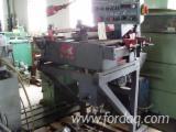 Sharpening and Machine Maintenance, Automatic Rolling Machine, ALLIGATOR