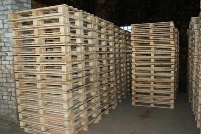 One-way-pallets