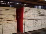 Softwood  Sawn Timber - Lumber - Spruce - Whitewood Sawn Lumber, AD, 22 mm thick