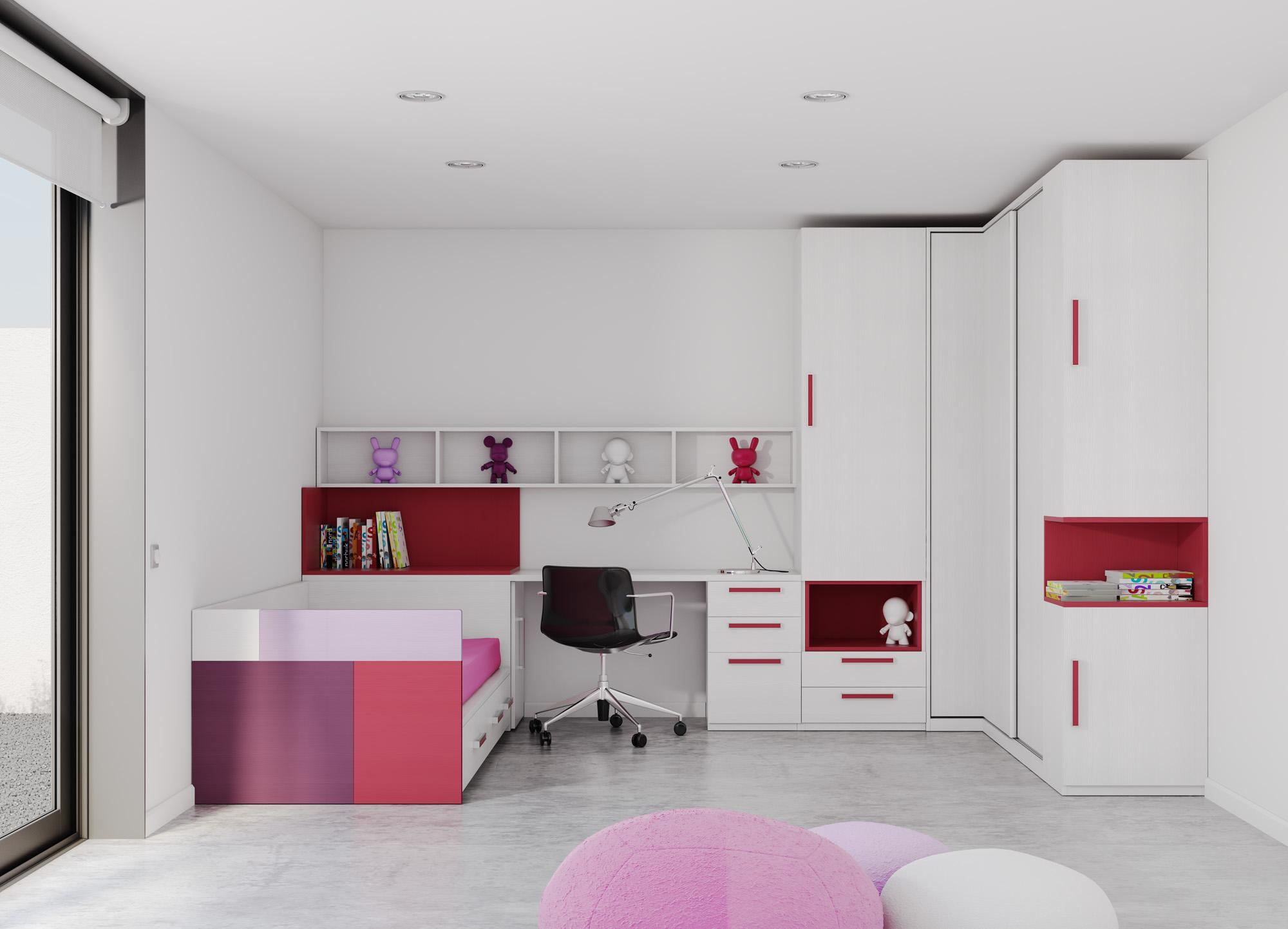 ensemble pour chambre d 39 enfant design 12 0 16 0 containers 40 pieds par mois. Black Bedroom Furniture Sets. Home Design Ideas