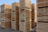 Madera Aserrada Lituania - Hardwood / Softwood, 30.0 - 3000.0 m3 mensual