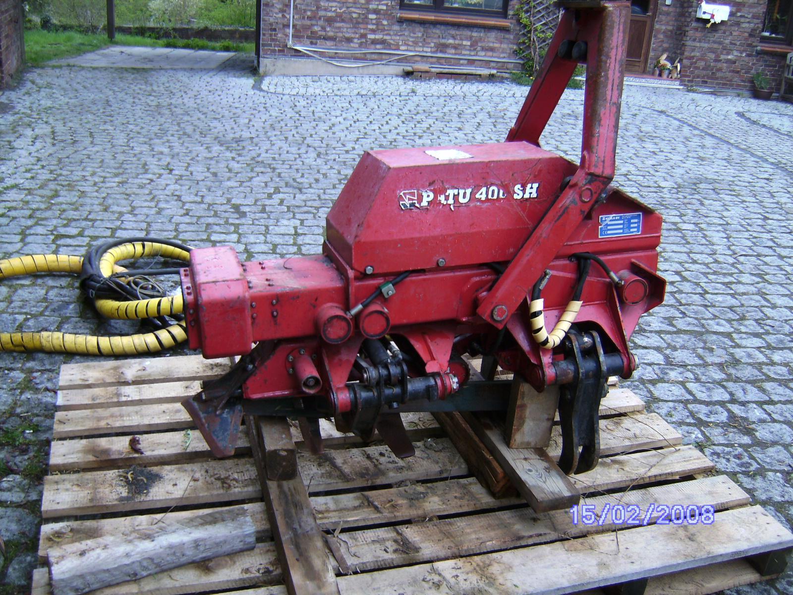 伐木机器配件, harvester