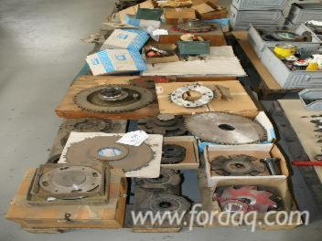 Tools & auxiliaries , Tools for Woodworking Machines