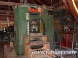 Find best timber supplies on Fordaq - hak srl - Used Bögli Gang Rip Saw