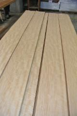 Sliced Veneer AA Extra For Sale Italy - Natural Veneer, FIGURED ANIEGRE, Quartered, figured