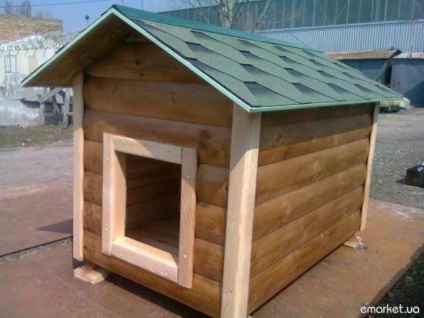 cucce casette per cani in legno