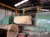 Used 1st Transformation & Woodworking Machinery Spain - Slicing - Cleaving - Chipping - Debarking, DEROULEUSE, A.CREMONA