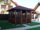 Spruce  - Whitewood Garden Log Cabin - Shed - Garden Log Cabin - Shed, Spruce (Picea abies) - Whitewood, Romania