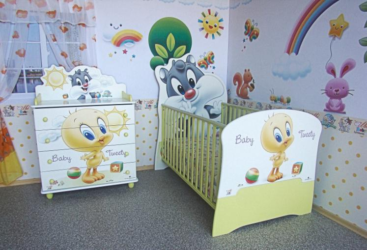 Baby Looney Tunes Furniture Sets