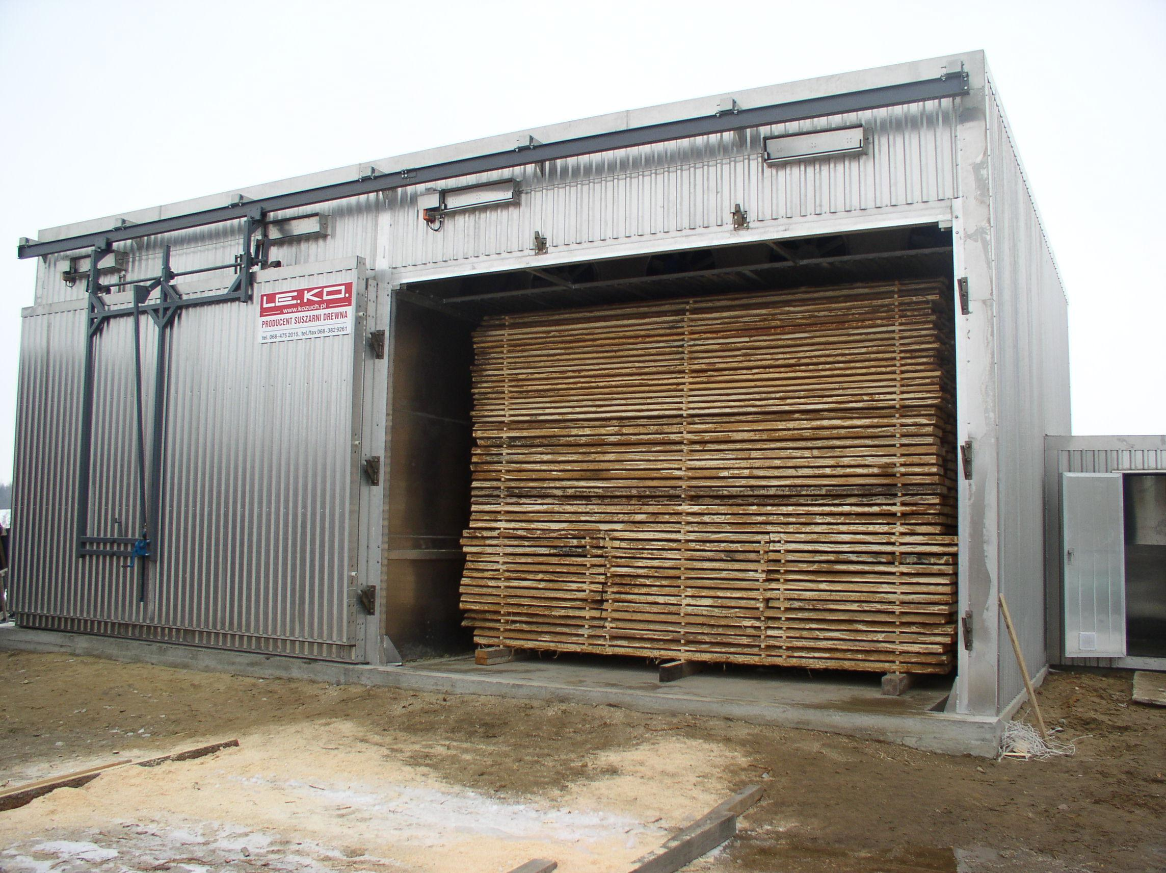dryers for wood, pallets, wood chips, lumber