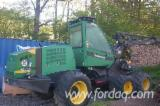 Used 2004 Timberjack 1070D Harvester in Austria