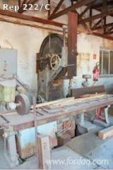 Woodworking Machinery For Sale France - Used RENNEPONT STR 410  1968 Band Resaws For Sale France
