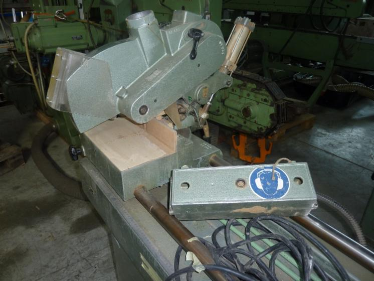 Used Haffner DGS 180 Solid Wood And Panel Sawing Machines ...