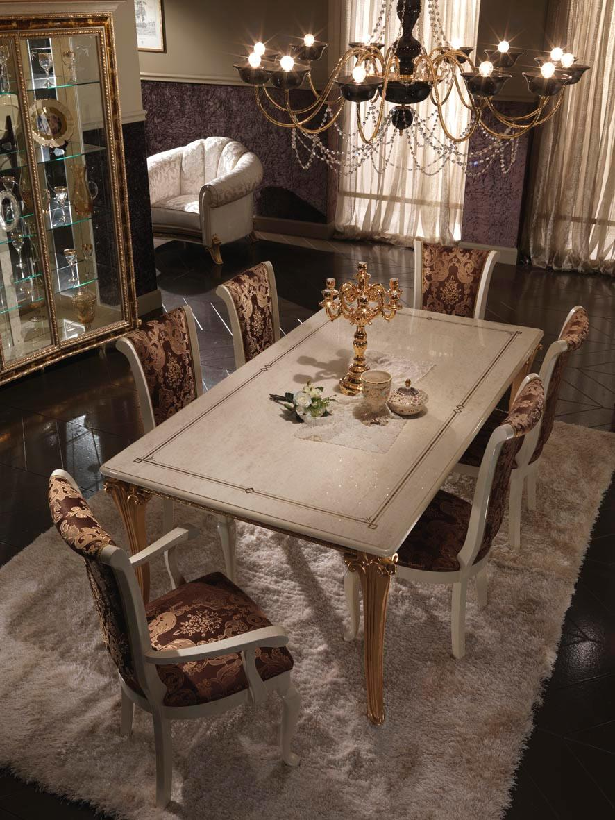 salle manger classique de design. Black Bedroom Furniture Sets. Home Design Ideas