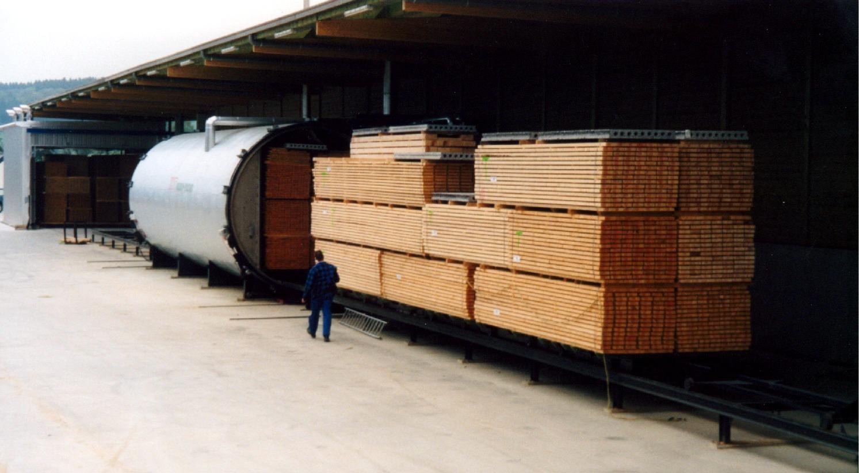 Sechoir sous vide occasion for Carbonyle traitement du bois