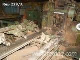 Finden Sie Holzlieferanten auf Fordaq - GPS EURL - Gebraucht Linck K45 1975 Vertikalgatter Zu Verkaufen Frankreich
