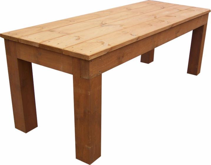 Vendo tavoli da giardino country legno massello legni resinosi - Offerte tavoli da giardino ...