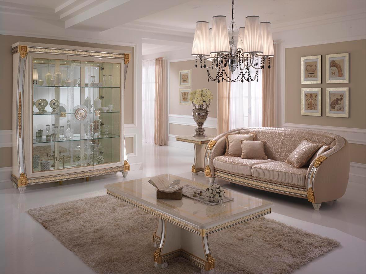 Мебель Для Гостиной Белая Классика В Москве