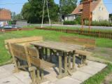 Garden Products - iglaste(sosna, świerk), Różne elementy do ogrodu, FSC