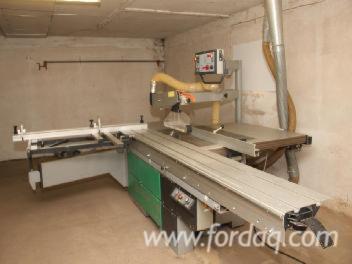 For Sale Sliding Table Saw Altendorf F 45 Elmo