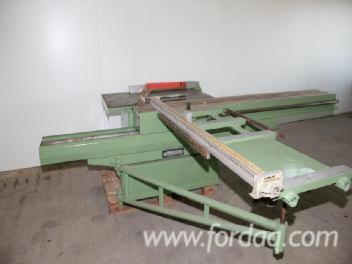 For Sale Sliding Table Saw Panhans F 90