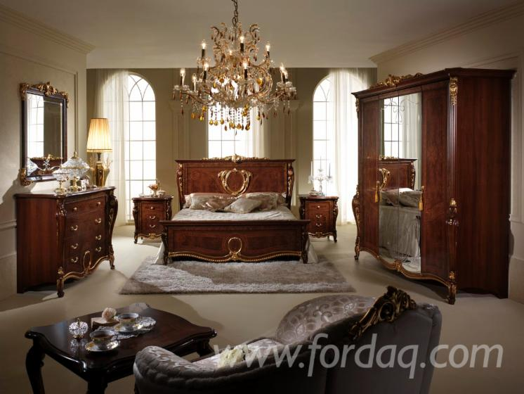 chambre coucher classique de design. Black Bedroom Furniture Sets. Home Design Ideas
