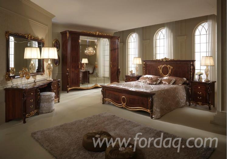 Design Bedroom in Classic Style