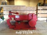 Sharpening and Machine Maintenance, Manual Rolling Machine, Alligator