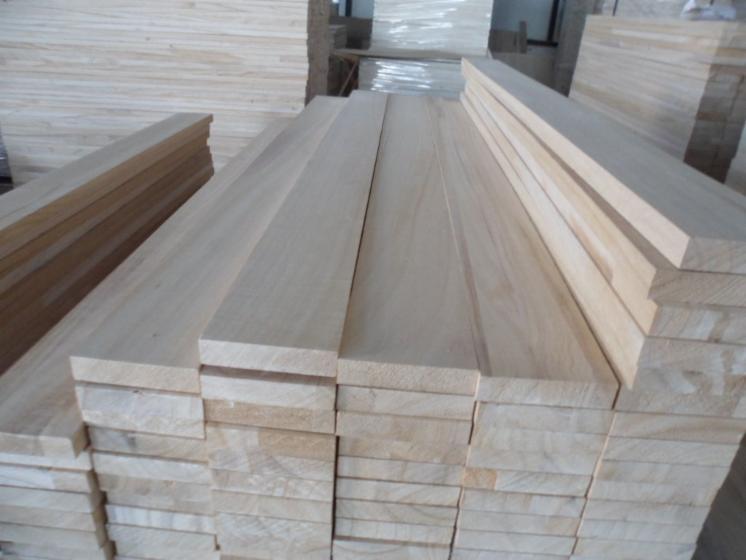 Paulownia-edge-glued-timber