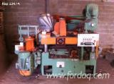 Woodworking Machinery For Sale France - Planer REX Homs 510K (A + D) + sharpener irons