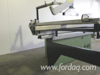 For Sale Sliding Table Saw Altendorf F45