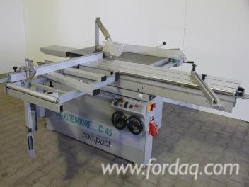 For Sale Sliding Table Saw Altendorf Kompakt C45