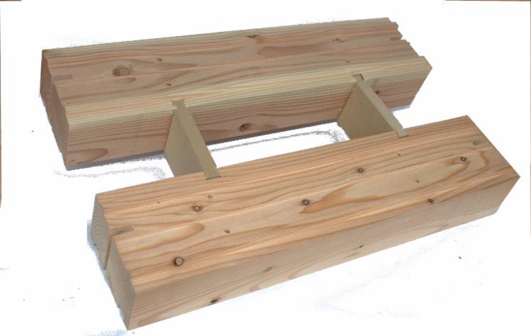 PBM bloc le bloc en bois ou parpaing bois massif ~ Maison Parpaing Bois