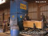 Woodworking Machinery - Used André Technologies EHA14 Log Band Saw Vertical For Sale France