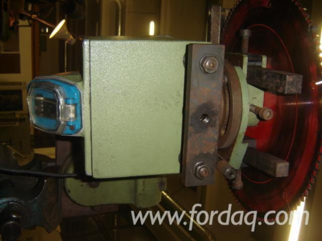 Used-2009-Grifo-Automatic-Tool-For-Sharpening-Saw