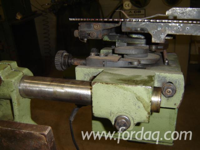 Gebraucht Grifo 2009 Messer Scharfmaschinen Zu Verkaufen Italien