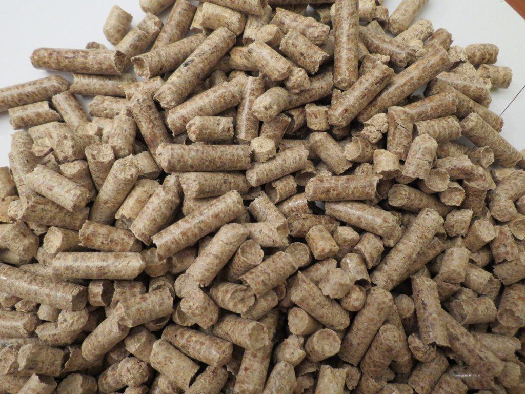 Hard Wood Pellets ~ Pellets from poplar wood