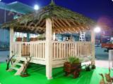 Buy Or Sell Wood Kiosk - Gazebo - Kiosk