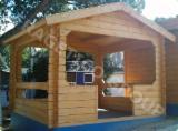 Vender Tradicional Madeira Macia Européia Abeto (Picea Abies) - Whitewood Prahova Roménia