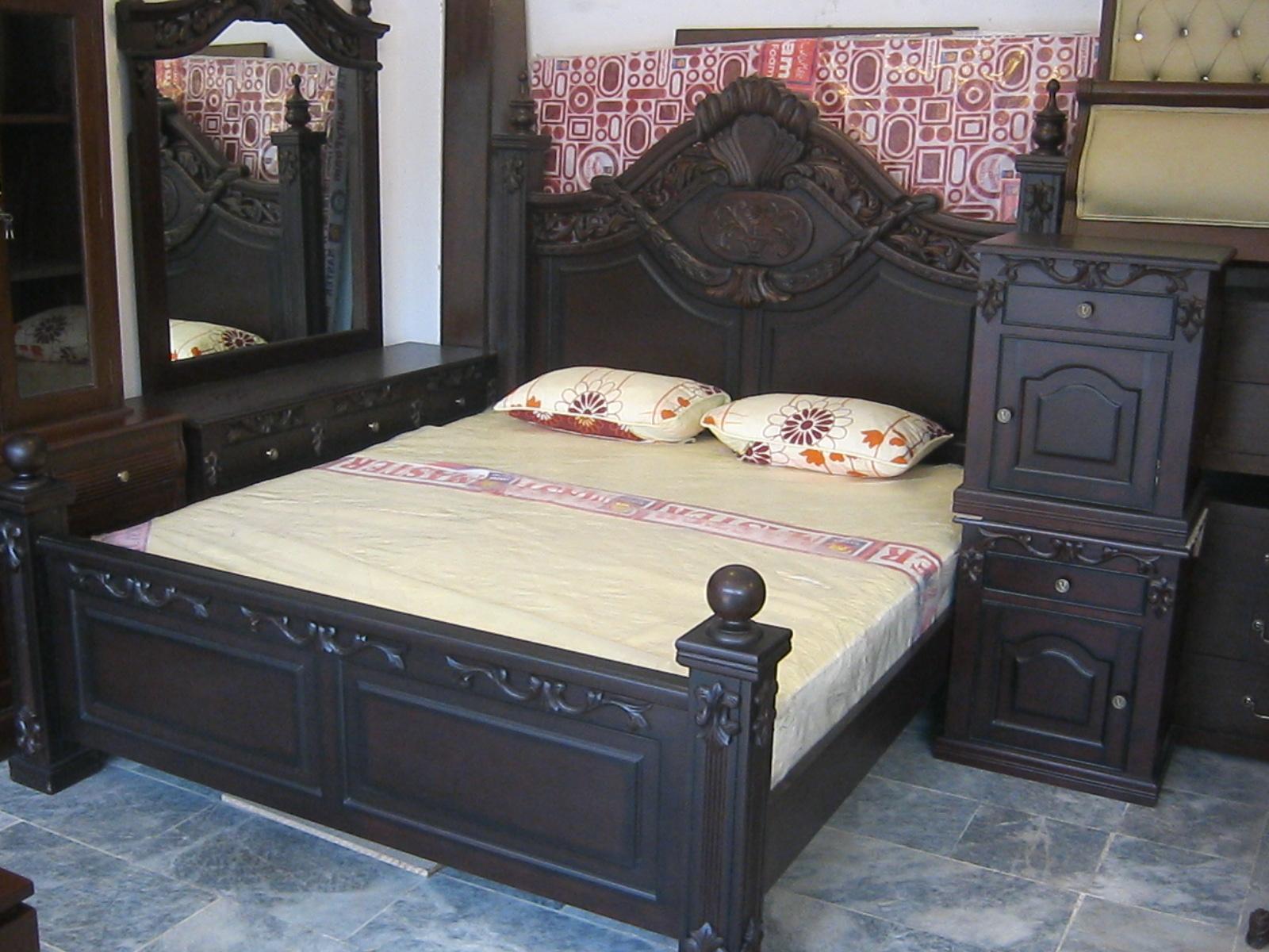 Ensemble pour chambre coucher traditionnel 1 0 10 0 for Chambre a coucher el eulma prix