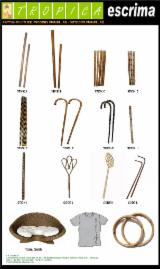 Tool handles or sticks  - Fordaq Online market - Rattan Sticks