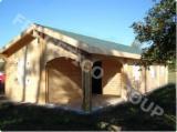 木框架房屋, 云杉
