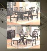 Dining table and chair furniture