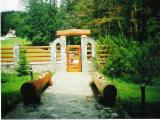 Garden Products  - Fordaq Online market - wood gates