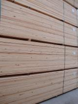 Sawn And Structural Timber Pine Pinus Sylvestris - Scots Pine - Redwood 25 x 100 6th - Scandinavian wood
