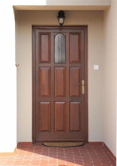 Softwoods--Doors--Siberian-Pine