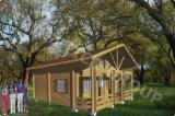 Buy Or Sell  Square Milled Log House - Wooden house P - FRG 74(37P+37M)+10T