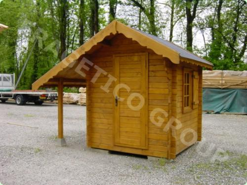 Garden shed FRG 202040-S